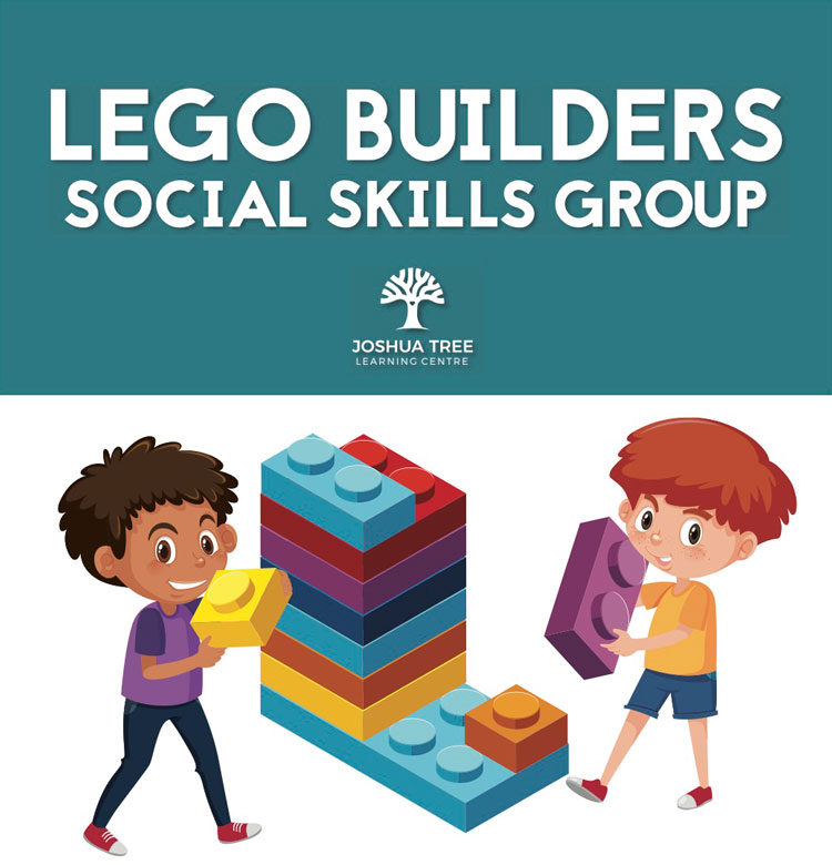 Lego Builders Social Skills Group