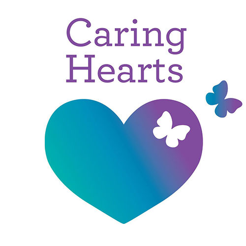 Caring Hearts - Beside you through grief's journey